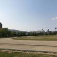 【2】松山陸所競技場方面へ進み
