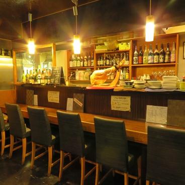 Dining Bar SUNSの雰囲気1