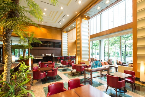 RAYON VERT CAFE Celestine Hotel image