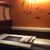 鉄板バル bonanza ボナンザ 福岡の雰囲気2