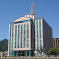 【4】九州電力ビルを通り過ぎた角を曲がり