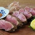 【名物の部:代表】まぐろ藁焼…980円(税抜)