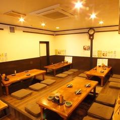 まんぷくてい 串市の雰囲気1