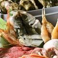 料理メニュー写真豊浜直送の干物