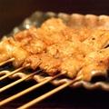 料理メニュー写真【串焼】「名物」絶品シロ串(塩・タレ)