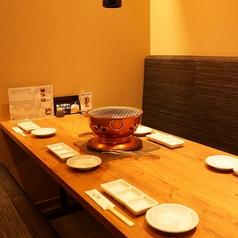 炭火焼肉 ぶち 青崎店の雰囲気1