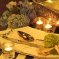 ≪結婚式二次会にオススメ!貸し出し無料特典≫ケーキ台、ウェディングケーキナイフ、ファーストバイト用スコップなどが貸し出し無料♪