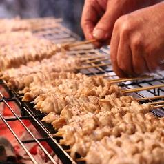鶏もも/鶏かわ/鶏手羽先/鶏レバー/鶏なんこつ/鶏砂肝/鶏ハート