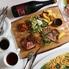 肉ラボ ルミネ横浜店のロゴ