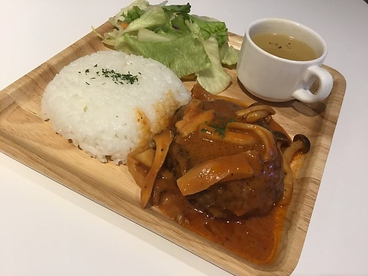 (N)Cafe・Nbarのおすすめ料理1