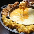 料理メニュー写真★チーズチェゴチキン 1人前6本(2人前~) 1~4種類まで味が選べます。