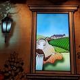 《記憶に残るディナーを♪》イタリア童話「太陽の娘 FAVETTA」をプロジェクションマッピングで表現したイタリアンレストラン。 通常は「FAVETTAの日常」から「コラボレーション」マッピング、「プレゼントタイム」マッピング、更には「アニバーサリー」マッピングなど、多彩な演出をお届けいたします。