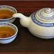 お茶と食事