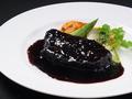 料理メニュー写真牛ほほ肉の赤ワイン煮