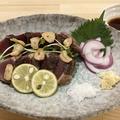 料理メニュー写真高知県産カツオタタキ