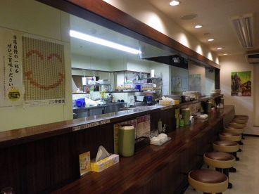 宇都宮餃子さつき 来らっせ本店の雰囲気1