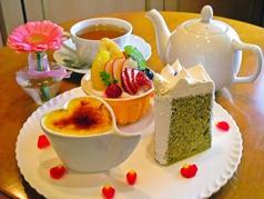 ケーキ&ティールーム シェリールの写真