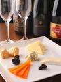 料理メニュー写真おまかせ チーズの盛り合わせ