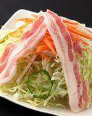 八8 ぱちぱち 鉄板もんじゃのおすすめ料理2