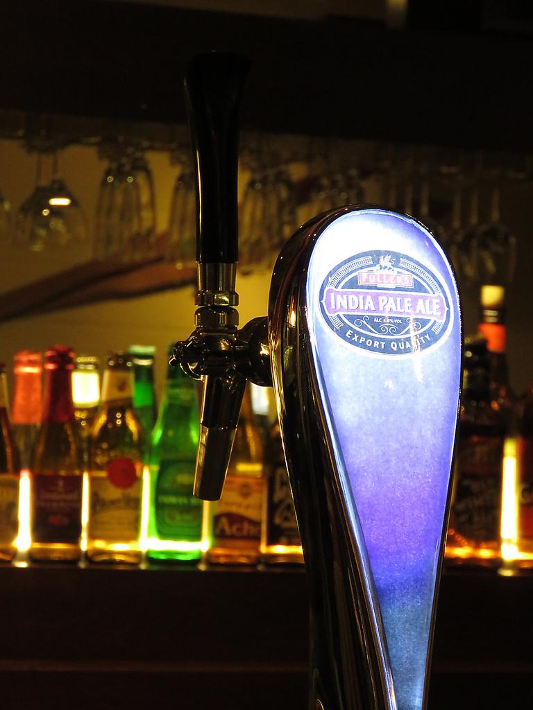 10月20日OPEN!!ビールの名店が炭焼きメニューを取り揃えてOPEN!!