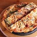 料理メニュー写真【人気NO1】ニラ/豚肉とキムチ/海鮮/明太子とチーズ