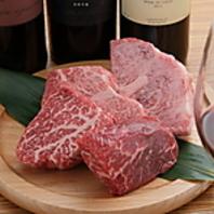【こだわりの美味しいお肉料理】