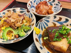 沖縄いちゃりば酒場 田町 あかゆらのおすすめランチ1