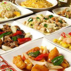 香港厨房 南幸店の写真