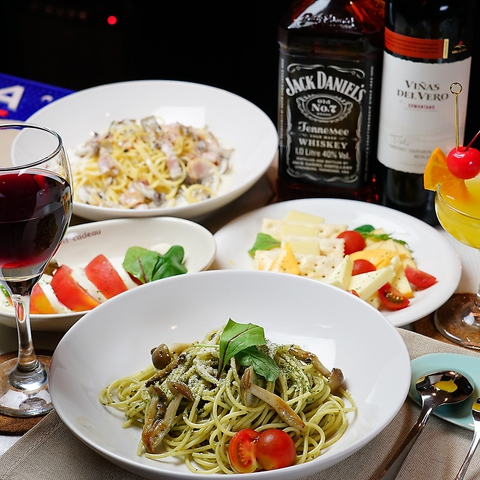 カラオケ・ダーツ・おいしい食事とお酒で朝まで盛り上がれるお店♪