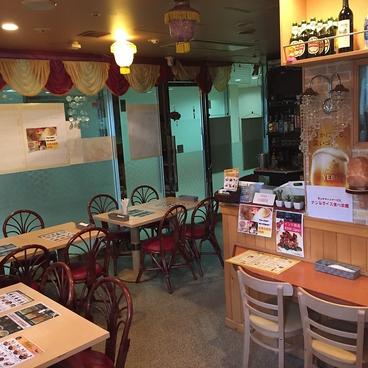 インドハラルレストラン ギータ GEETA イオンタウン上里店の雰囲気1