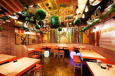 串カツあらた 渋谷パルコ店の雰囲気1