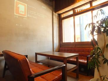 ヨリミチカフェの雰囲気1