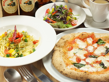 PIZZA FREEのおすすめ料理1
