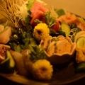 料理メニュー写真【新鮮】毎日市場で目利きして仕入れる刺身の盛り合わせ