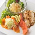 料理メニュー写真白鳳オリジナル前菜三種盛