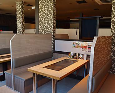 徳川 お好み焼 廿日市店の雰囲気1