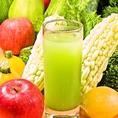 フレッシュ酵素ジュース(1日10杯限定)