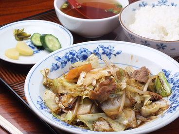中華 太陽のおすすめ料理1
