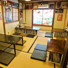 KITEN キテン 炭火焼き 駒沢大学店の雰囲気1