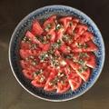 料理メニュー写真冷やしトマト
