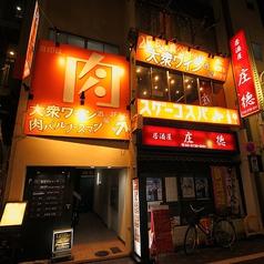 2階肉バル ノースマン蒲田東口店の外観1