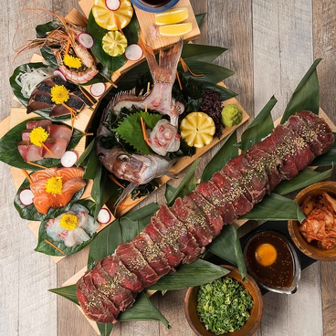 炙り肉寿司×牛タン×海鮮 昴 SUBARU 三宮本店のおすすめ料理1
