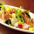 料理メニュー写真◆ 魚介 の 具沢山 さらだ ◆