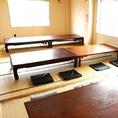 当店では、10名様/30名様/40名様までご利用可能な個室をそれぞれご用意しております。