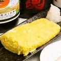 料理メニュー写真出汁巻玉子焼き チーズ
