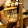 【樽生】《ドラフト ギネス》世界一有名な黒ビール、ギネスです。ローストされた大麦から生み出されるコーヒーのような香ばしい香りと苦み、強いコク。そして、市販のギネスでは決して味わえない、驚くほどクリーミーな口当たり。本物の味をぜひ!!