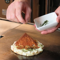 料理メニュー写真鉄板ポテトサラダ