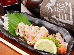 料理メニュー写真タタキ