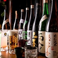 飲み放題メニューはビール、カクテル、サワーなど、約70品をご用意!+1000円でプレミアム日本酒もお楽しみいただけます!
