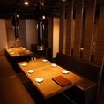 4名テーブル席/6名テーブル席